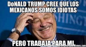 Generador De Memes - los memes de donald trump tras criticar a mexicanos memeshappy com