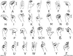 sign language clip art download page 2