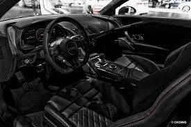 Audi R8 All Black - which would you choose audi r8 v10 plus or lamborghini huracan