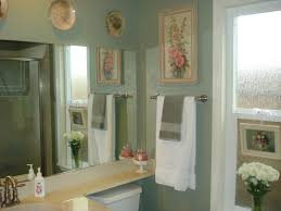 bathroom brown wooden frame mirror bathroom elegant bathroom