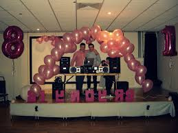 bday decoration ideas at home trendy balloons decorations ideas
