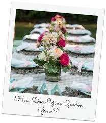 Summer Garden Party Ideas - my life in parties
