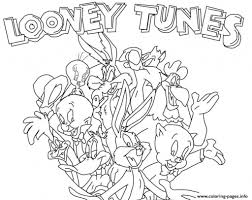 ba looney tunes coloring pages on coloring book regarding looney