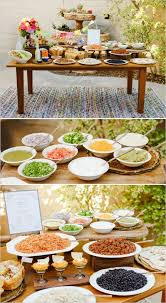 make your own buffet table make your own taco bar free taco bar printables taco bar free