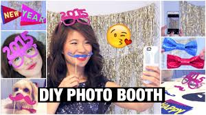 Photo Booth Prop Ideas Diy Photobooth Props Cute Party Decorations Youtube