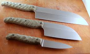 custom kitchen knives well designed custom chef knives page 4 bladeforums