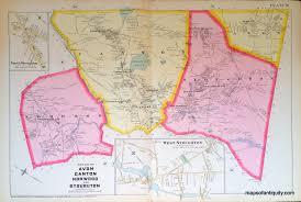 Avon Ohio Map Towns Of Avon Canton Norwood And Stoughton With West Stoughton