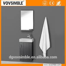 Small Size Wall Hanging Bathroom Vanity For Uk MarketCheap Solid - Solid wood bathroom vanity uk