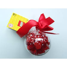 buy lego seasonal ornament bauble with bricks the daily