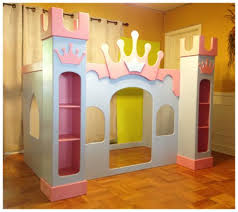 Castle Kids Room by Girls Beds Unique Custom Kids Theme Playhouse Beds Best Prices