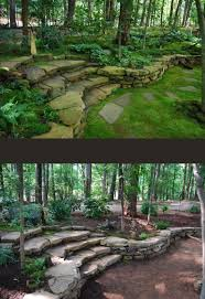 Backyard Hill Landscaping Ideas Smart Easy Ideas For Hillside Landscaping Hgtv U0027s Decorating Inside