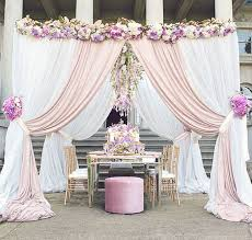 wedding ceremony canopy 10 10 10 white with chagne square canopy drape with