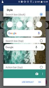 Google Top Bar Action Launcher Gains Pixel 2 Style Search Bar In Latest Update