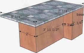 kitchen island width standard size kitchen island best 25 kitchen island dimensions