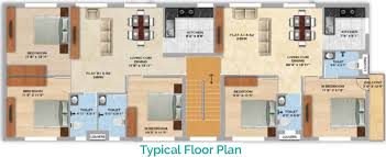 The Oc House Floor Plan by Ms Orange County Apartments By Ms Foundations In Madambakkam
