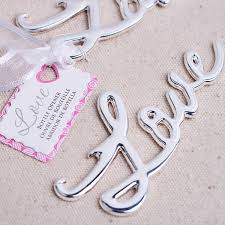wedding favors bottle opener silver bottle opener practical wedding favors ewfh036 as low