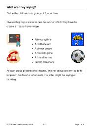 ks2 direct speech teachit primary
