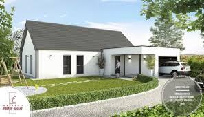 modele maison plain pied 4 chambres maison traditionnelle et maison contemporaine babeau seguin