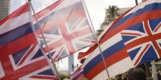 King Kamehameha Flag The Hawaii Independent Hauʻoli Lā Hoʻihoʻi Ea