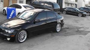lexus is300 tires size dubsandtires com 18