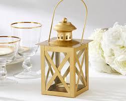 Lantern Table L Classic Gold Lantern