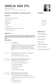 How To Prepare A Best Resume by Film Resume Template Berathen Com