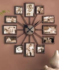 Photo Frame Ideas Best 25 Picture Frame Clock Ideas On Pinterest Love Picture