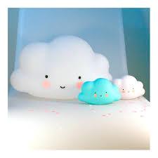 veilleuse chambre bébé veilleuse nuage blanc