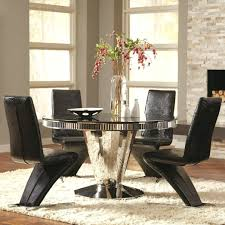 Round Dining Table And Chairs For 4 Round Table And Chairs Set U2013 Jefflee Co