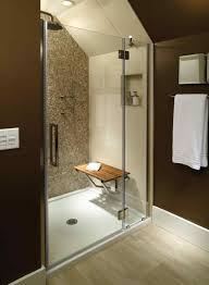 bar serenity sit down shower enclosures walkin bathtubs come with