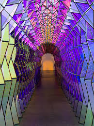 Colour One Way Colour Tunnel U2022 Artwork U2022 Studio Olafur Eliasson