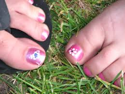 pictures of toe nail designs do it yourself nail art ideas