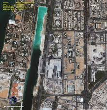 Map Of Abu Dhabi Map Of Middle East Abu Dhabi Uae Satellite Imaging Corp
