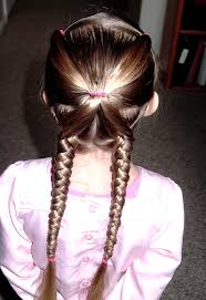 easy hairstyles with box fishtales cute hairstyles for little girls with long hair hair pinterest