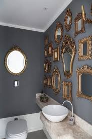 Vintage Mirrors For Bathrooms - best 25 mirror collage ideas on pinterest mirror wall collage