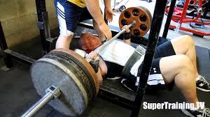mark bell powerlifter iron next