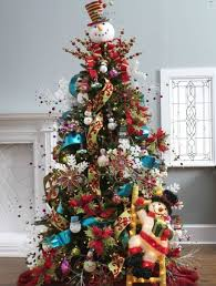 theme decorating ideas christmas trees snow doll theme decorating ideas pictures jpg 436