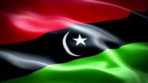 Lybian Flag Flag Of Libya Youtube