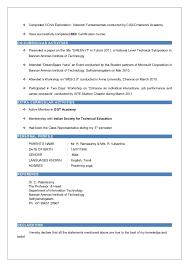Declaration In Resume Sample Ccna Sle Resume 28 Images Resume Exles For A Welder Resume Sle