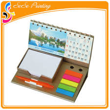 chinese supplier 2017 printable chinese folding desk calendar with