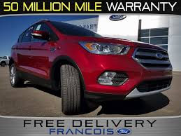 Ford Escape Trunk Space - new 2017 ford escape titanium 4d sport utility in belleville