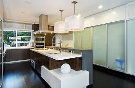 contemporary kitchen lighting ideas oversized pendants shining a spotlight on the design trend