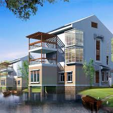 Duplex Building by Duplex House Container Modular Prefab Steel Structure
