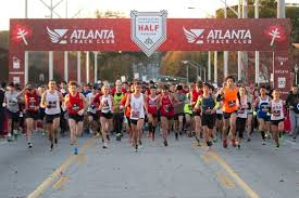atlanta thanksgiving day half marathon 5k