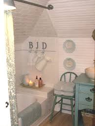 Small Attic Bathroom Sloped Ceiling by Sloped Ceiling Bath Houzz