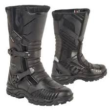 waterproof motocross boots akito latitude motorcycle boots black adventure motorbike waterproof