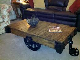 railroad cart coffee table articles with railroad cart coffee table hardware tag railroad cart