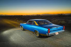 the u201cblack ops u201d 1967 fairlane is the u201cwhat if u201d of famed blue oval