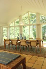 mid century modern dining room design gunkelmans interior design