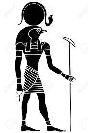 12 best die ägyptischen götter horus und ra images on pinterest
